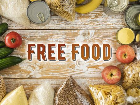 Free Food at Semoran 7/16/21