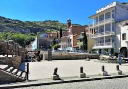 Тбилиси, Абанотубани - исторический район серных бань