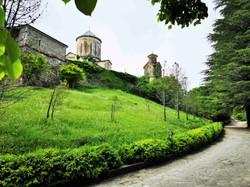 Мартвильский монастырь, 7-ой век
