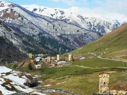 Верхняя Сванетия целиком внесена в список культурного наследия ЮНЕСКО