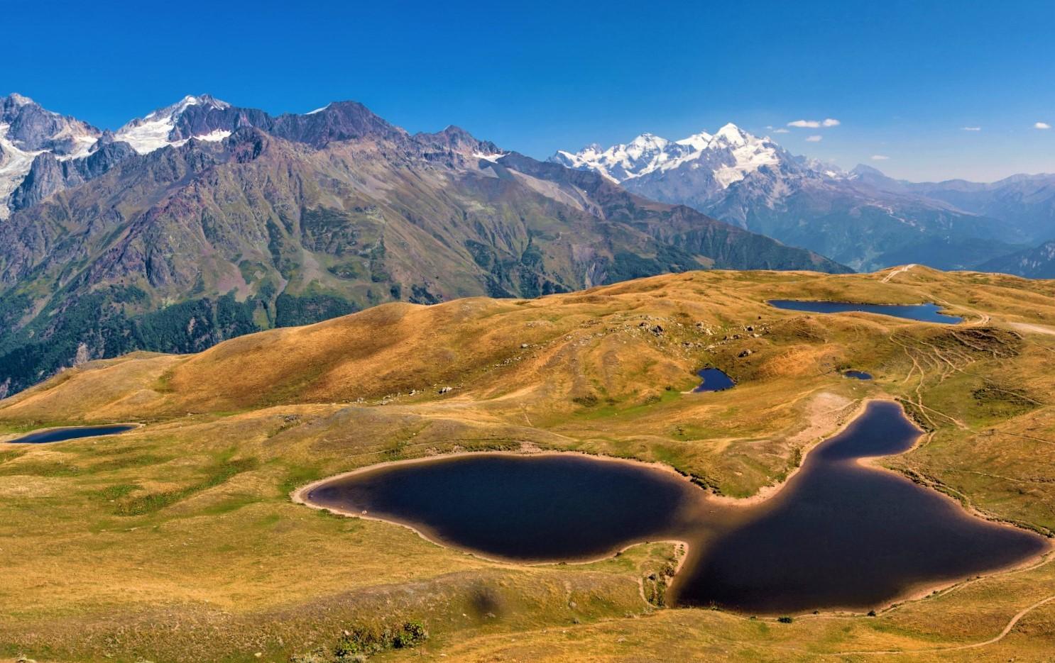 Озёра Корульди - жемчужины высокогорья