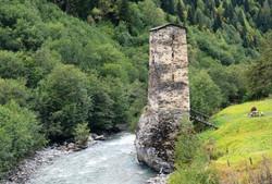 """Одинокая """"Башня Любви"""" имеет свою легенду..."""