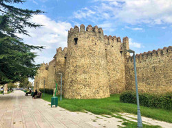 Кахети, Телави. Замок Ираклия II.