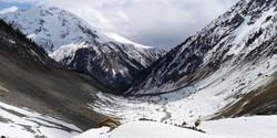 Ущелье реки Чалаады