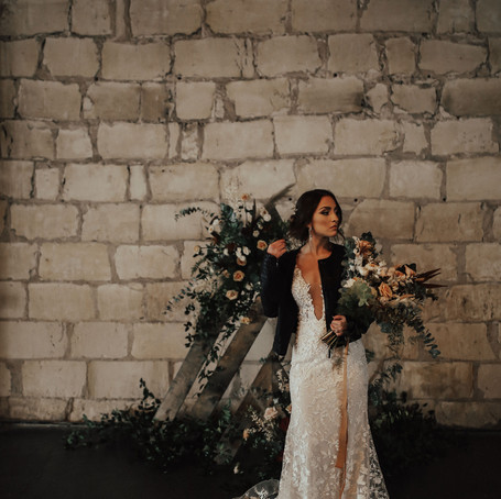 Styled Shoot: Warehouse Wedding
