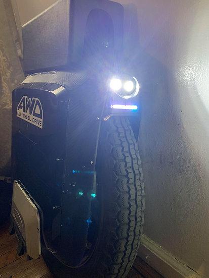 Gotway Monster. Bright panel upgrade