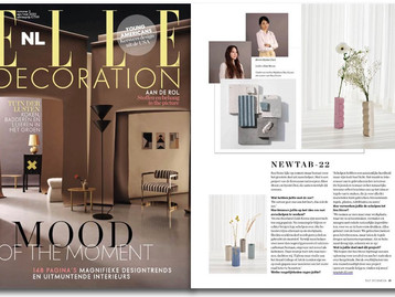 ELLE Decoration NL  Second issue