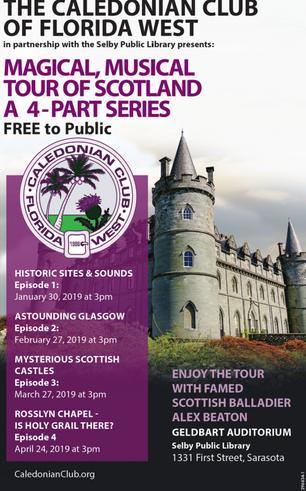 Magical, Musical Tour of Scotland