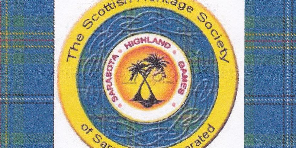 Scottish Heritage Society October Meeting