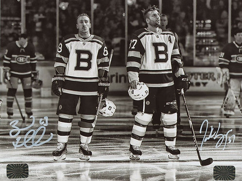 COMBO DEAL! Dual signed 8x10 or 16x20!
