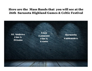 The Mass Pipe Bands