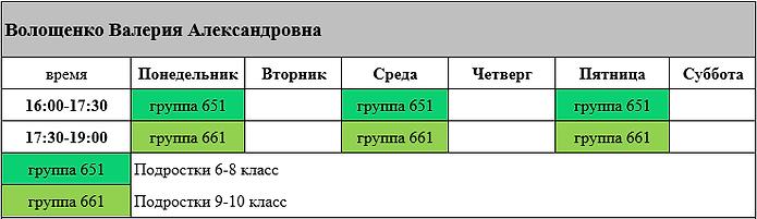 2020-08-31 расписание Волощенко.png