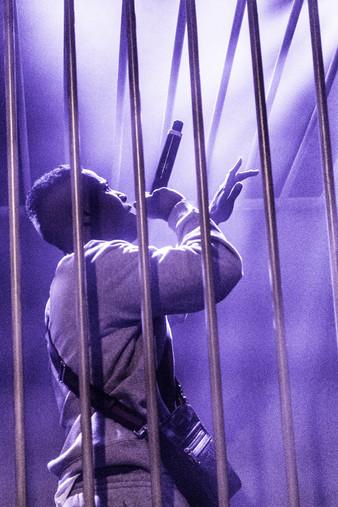 Jamaika - Fængslet
