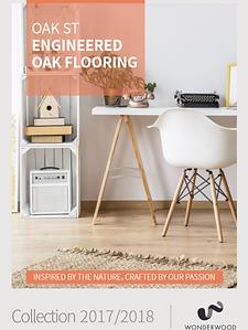 Oak St Brochure 2017-2018 Cover