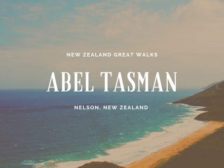 New Zealand Great Walks - Abel Tasman