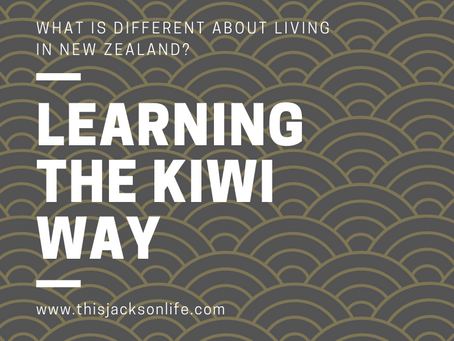 Kia Ora, welcome to the blog of differences.