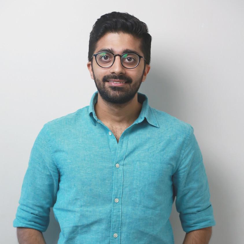 Take Five Session #20 Instagram for Business w/ Akshay Gurnani