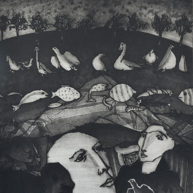 """""""Le Bâteau de Outna Beshtem"""" (1982)"""