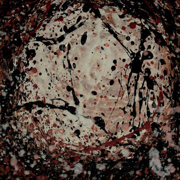 """White Depth"" (2011) - 60 X 43"