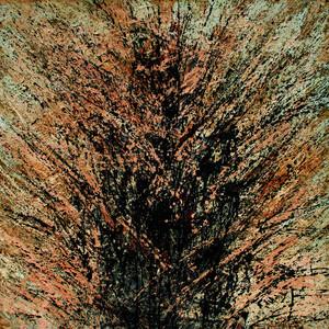 """La Danse d'Omar"" (2011) - 97 X 98"