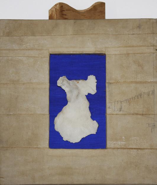 """""""Anat de Akka"""" (1990) - 33,5 X 35"""