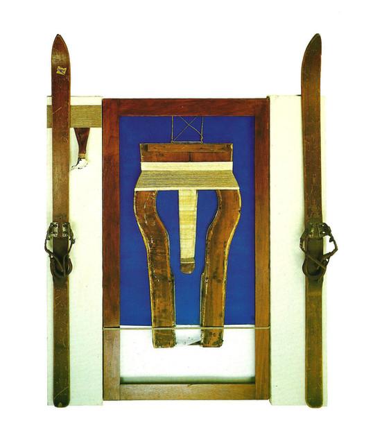 """Untitled"" (1989) - 126,5 X 167,5"