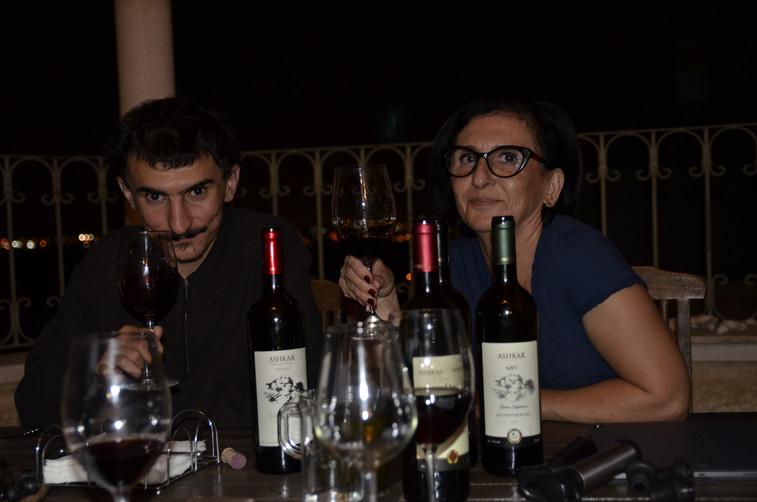 Amira et Amir Ashkar.JPG