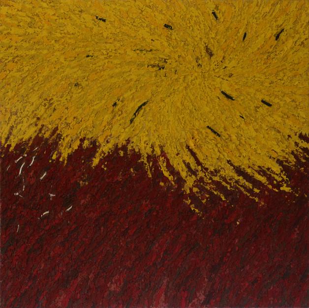"""""""Terre"""" (2014) - 150 X 150"""