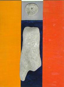 """""""En Hommage à Bouda"""" (2001) - 20 X 26"""
