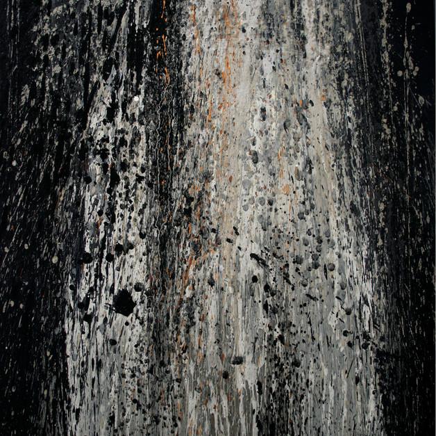 """Sacred Night"" (2011) - 81 X 60"