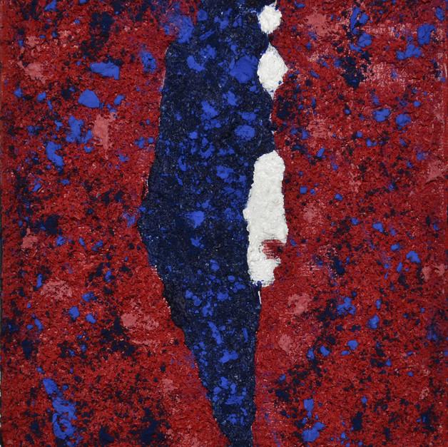 """De Pourpre et d'Indigo"" (2015) -"