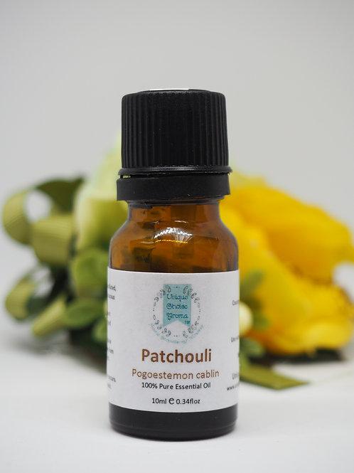 Patchouli 廣藿香