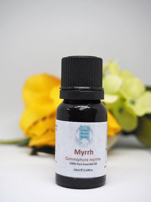 Myrrh 沒葯