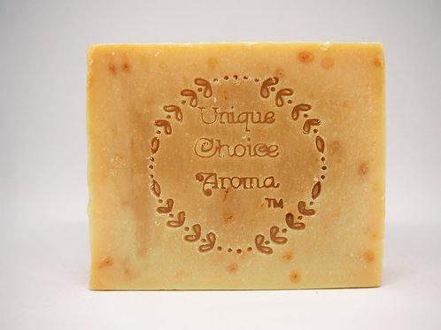 綠茶檸檬皂 - 訂製 1,000克 (12 pieces)