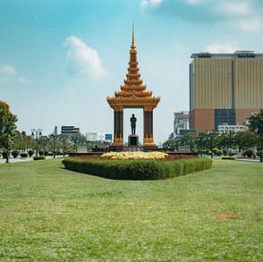 カンボジア基本情報  〜カンボジアの主要都市〜