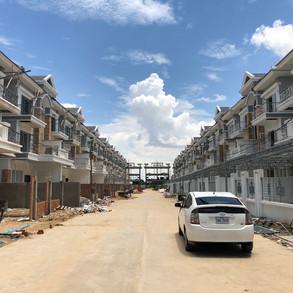 カンボジア建設プロジェクト