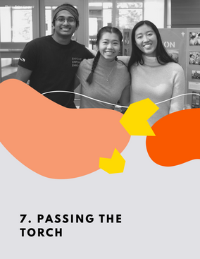 7. Passing the Torch