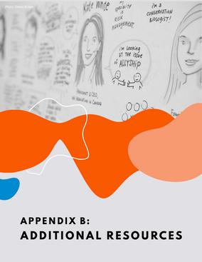 Appendix B: Additional Resources