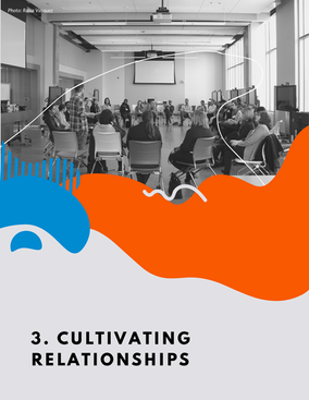 3. Cultivating Relationships