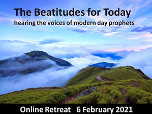 The Beatitudes for Today: hearing the voices of modern day prophets