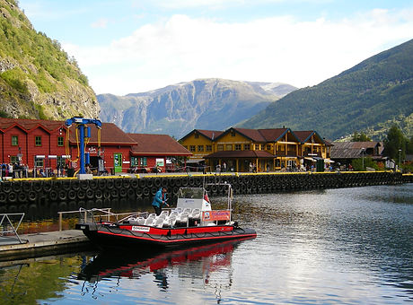 Flam, Sognefjord, Norway