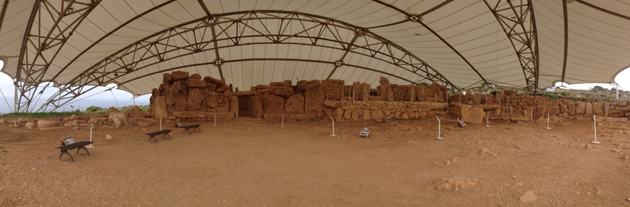 Tarxien neolithic temple complex