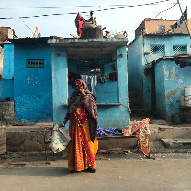 Street view in Jaipur