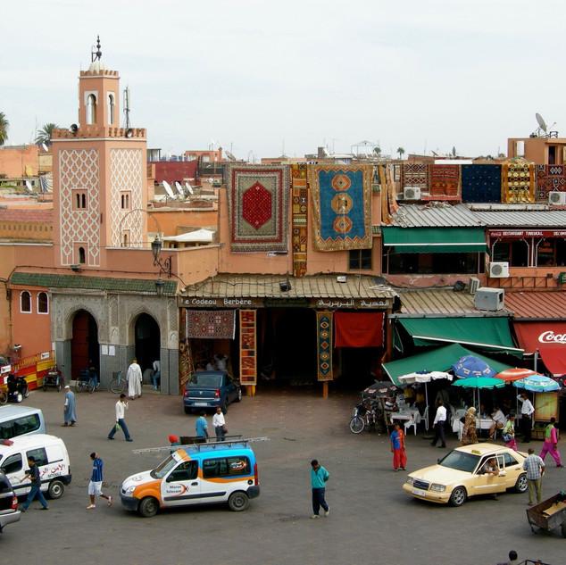 Jemma al-fnaa, Marrakesh