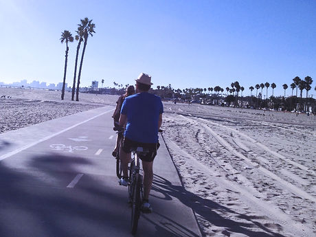 Los Angeles, Bike Riding, Cycling