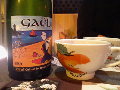Cider: must-have on a visit to northern France!