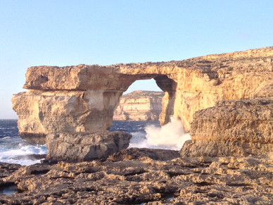 Azure Window (sadly, collapsed in 2017)