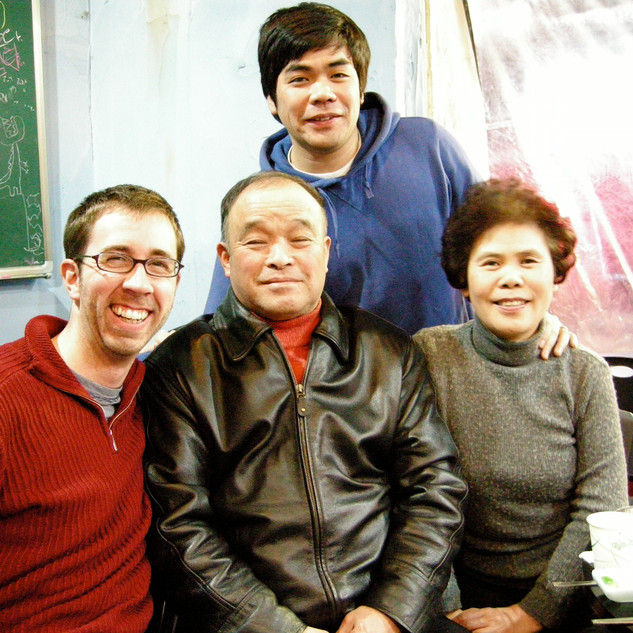 Homestay with Korean family