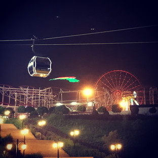 Chavy Land is Kurdistan's premier amusement park, located in Slemani