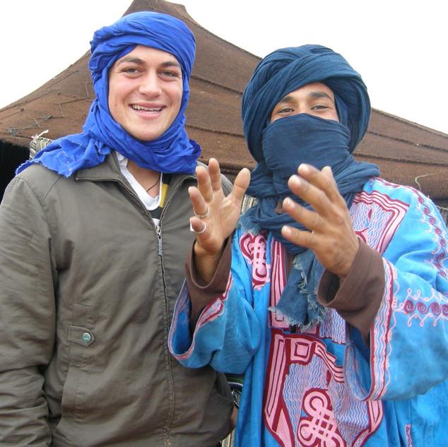 Berber joy